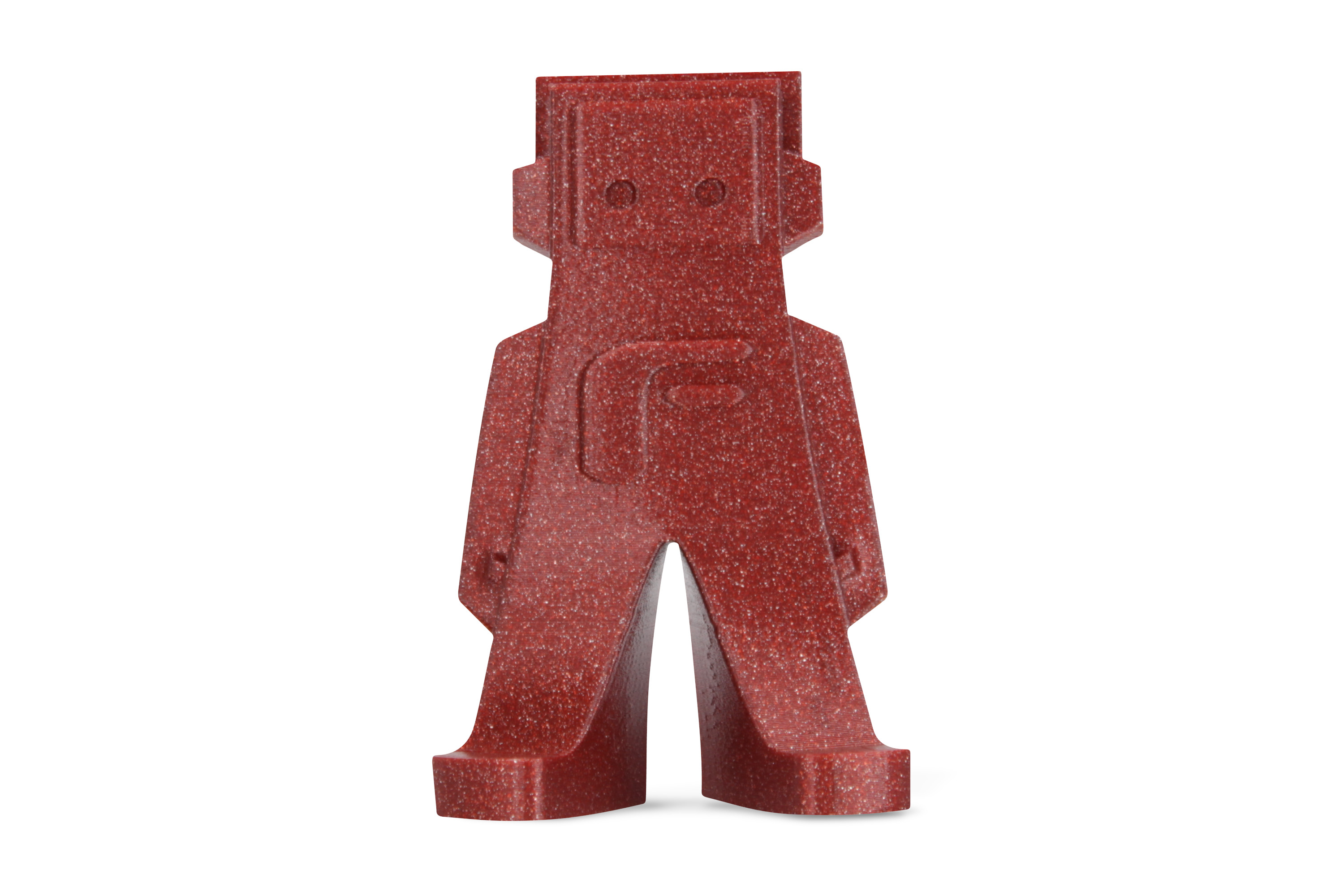 Fil Futura in Galaxy PLA - Ruby Red