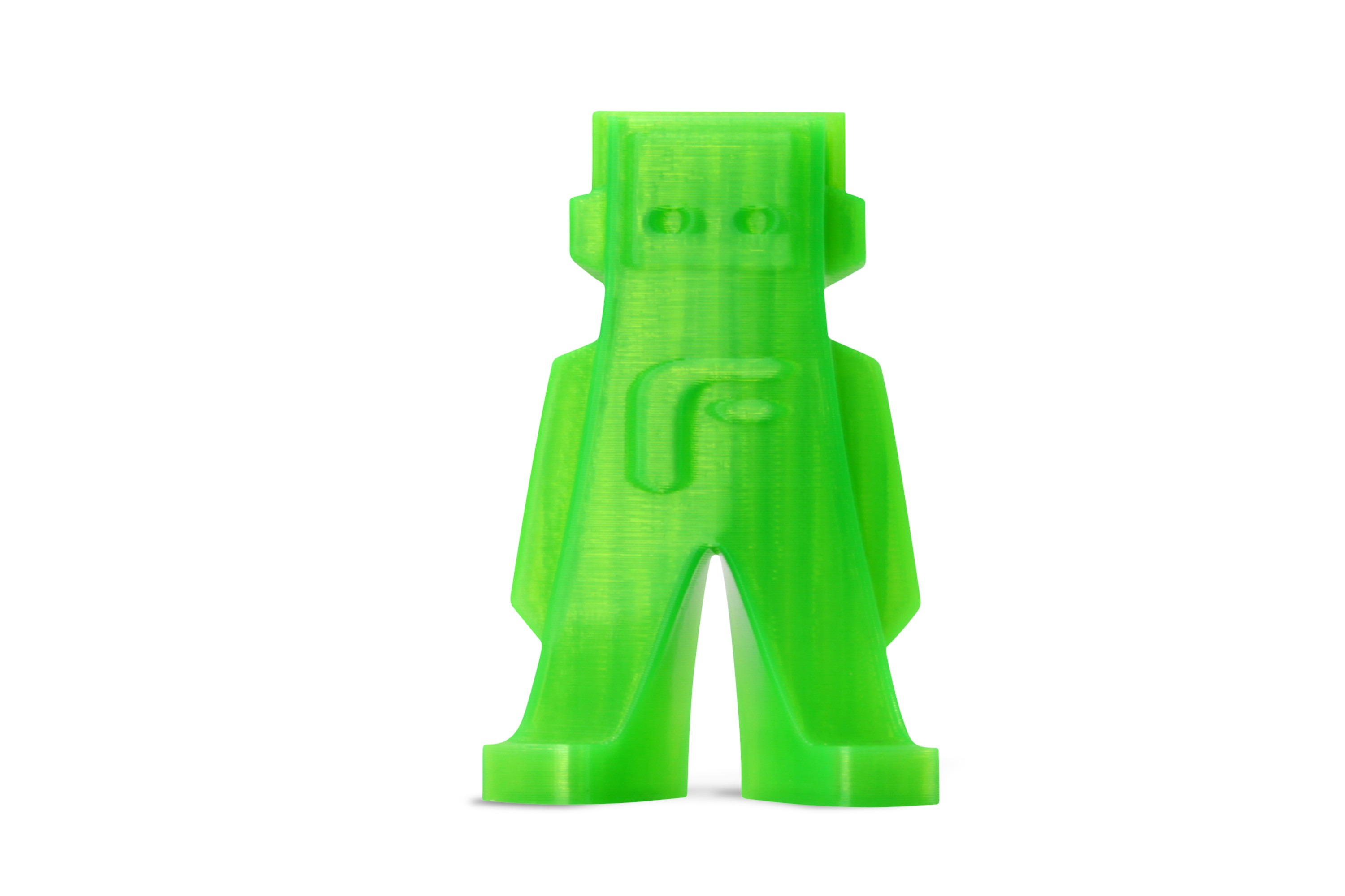 Fil Futura in Premium PLA - Atomic Green