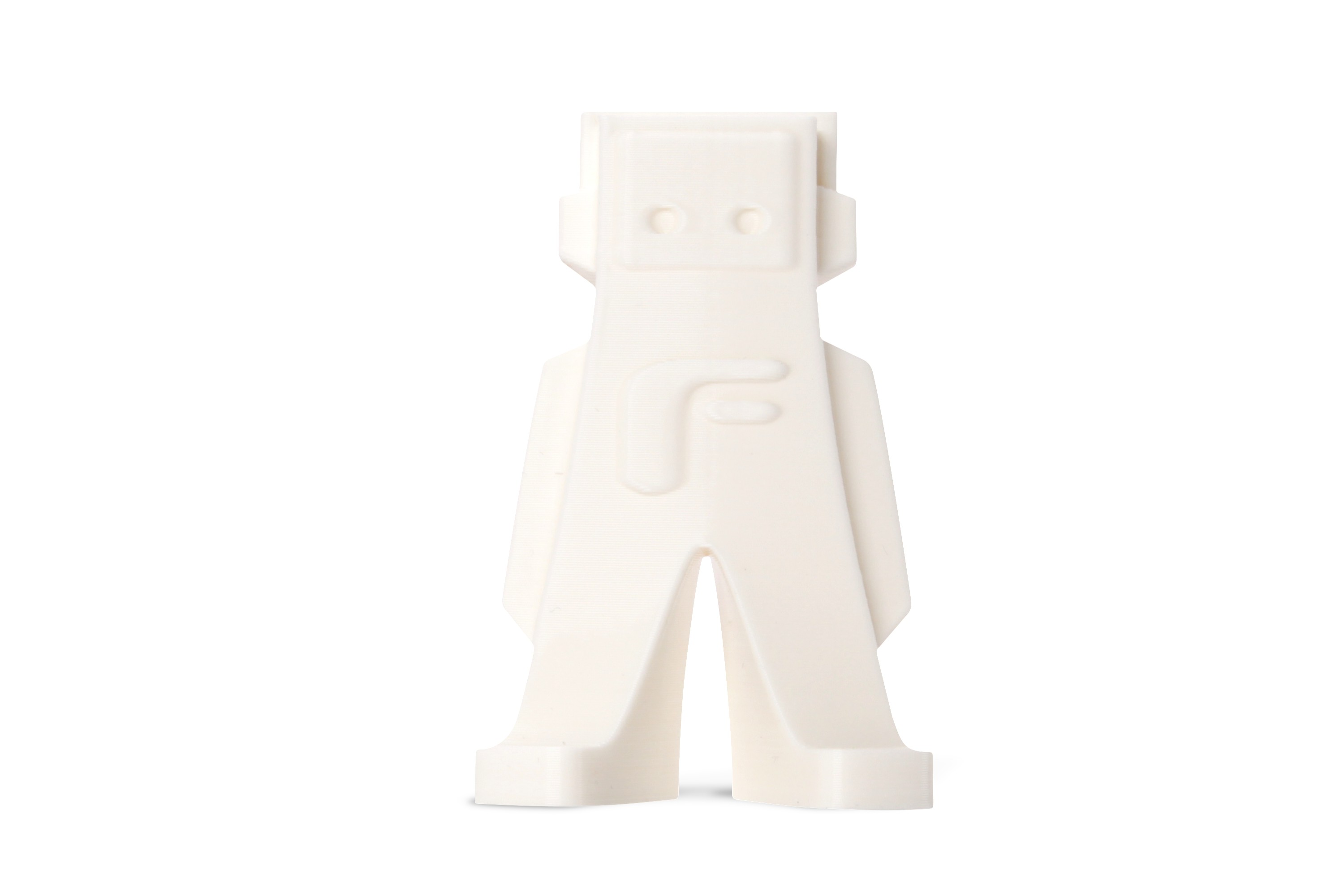 Fil Futura in Premium PLA - Frosty White