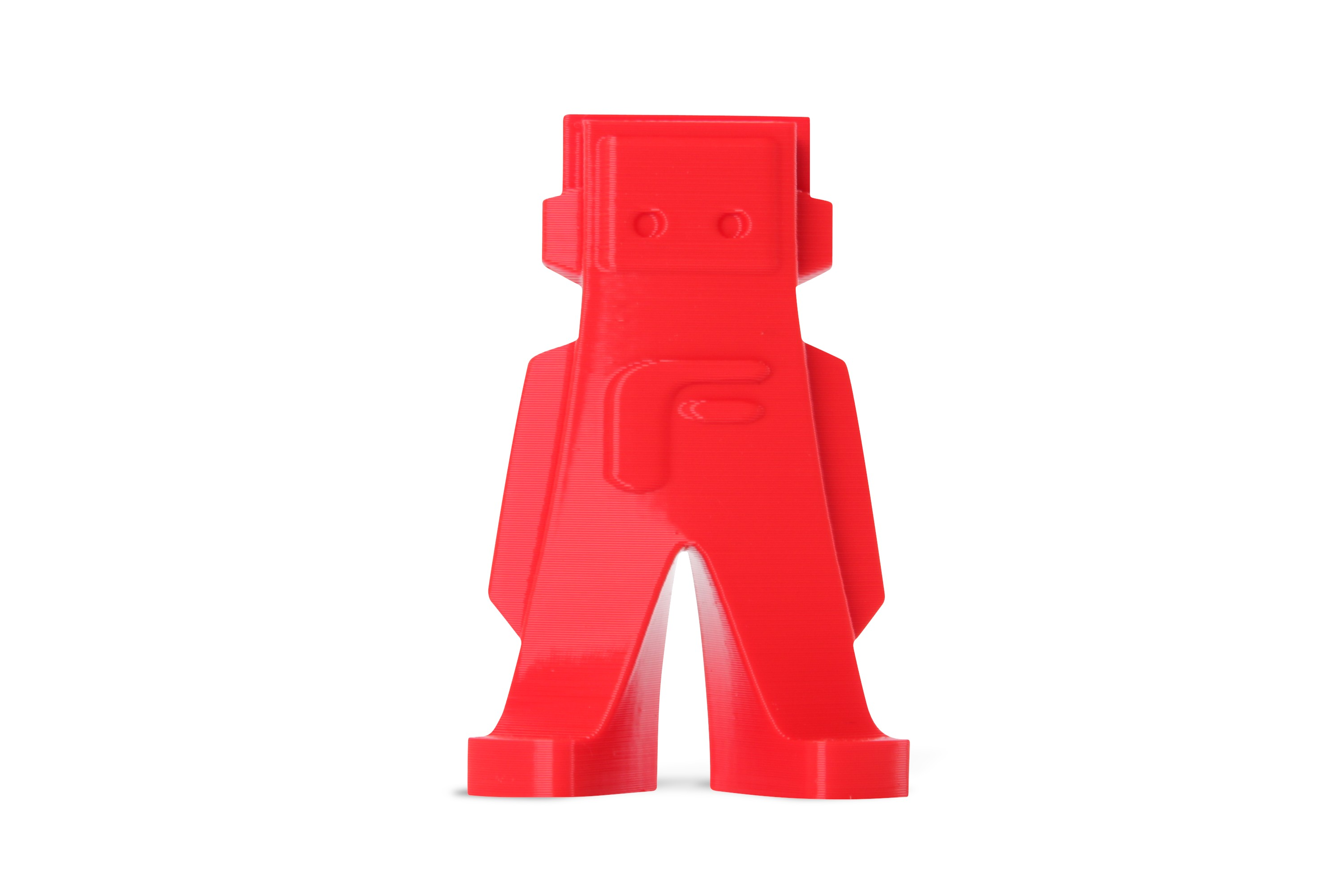 Fil Futura in EasyFil PLA - Red